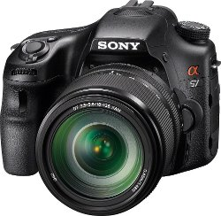Sony - Alpha SLT-A57M DSLR Camera