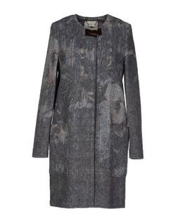 Mariella Rosati - Round Collar Coat