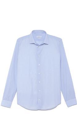 Richard James - Micro Check Dress Shirt