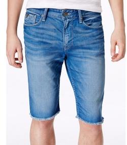 Guess - Cutoff Golden Ray Jean Shorts