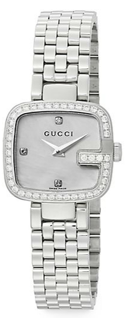 Gucci - Stainless Steel Bracelet Watch