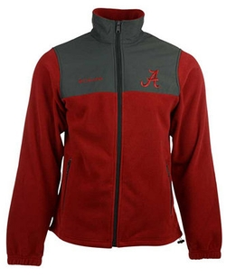 Columbia - Crimson Tide Fast Tech Fleece Jacket