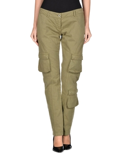 Sakura - Casual Cargo Pants