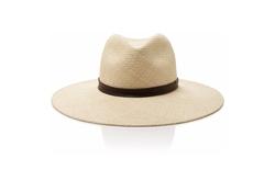 Janessa Leone - Gloria Wide Brimmed Panama Hat