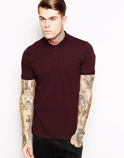 Asos - Jersey Polo Shirt