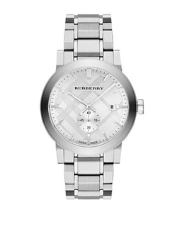 Burberry - Stainless Steel Bracelet Watch