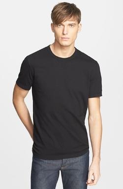 James Perse - Crewneck Jersey T-Shirt
