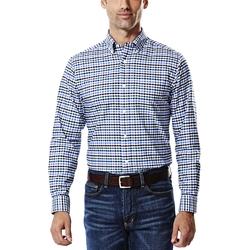 Haggar - Oxford Multi Gingham Shirt