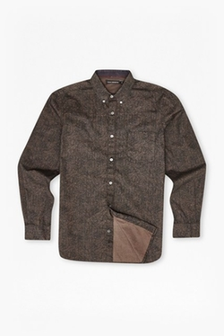 French Connection - Town And City Chevron Shirt