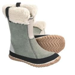 Sorel - Recycled Felt Cozy Bou Boots