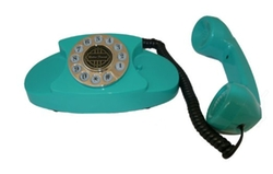 Paramount - Retro Push Button Telephone