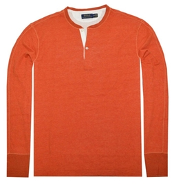 Polo Ralph Lauren - Long Sleeve Henley Shirt