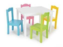 Tot Tutors  - Table and 4 Chair Set