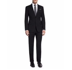 Giorgio Armani - G-Line New Basic Two-Piece Wool Suit