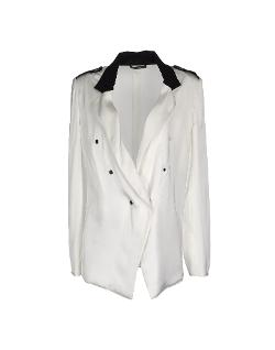 Anthony Vaccarello  - Long Blazer