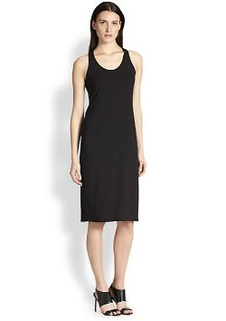 Eileen Fisher - Knit Racerback Tank Dress