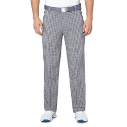 Puma - Plaid Tech Pant