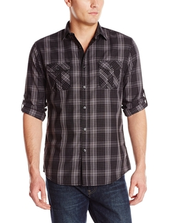 Axist - Plaid Button Down Shirt