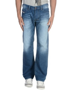 Diesel - Dark Wash Denim Pants
