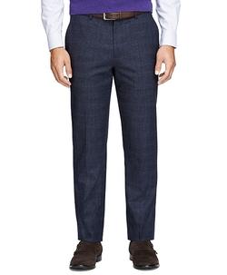 Brooks Brothers - Fitzgerald Fit Tonal Plaid Trousers