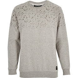 Only & Sons - Dapple Print Sweater