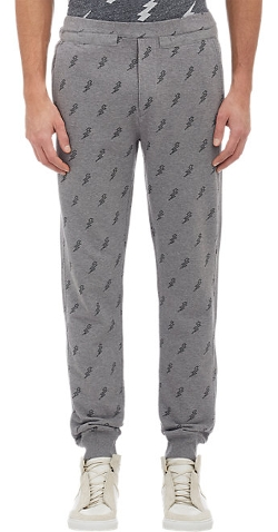 Paul Smith Jeans - Lightning Bolt Jogging Pants