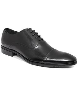 Kenneth Cole Reaction  - Facing West Cap Toe Oxfords