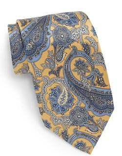 Burma Bibas - Paisley Silk Tie