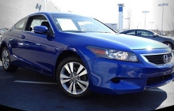 Honda - 2010 Accord Coupe