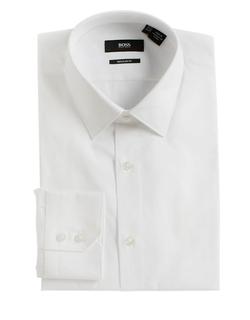 Hugo Boss - Slim Fit Cotton Dress Shirt