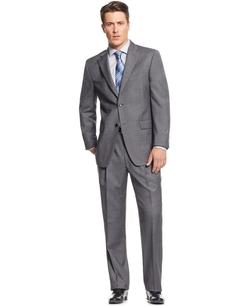 Jones New York - Sharkskin Classic-Fit Suit