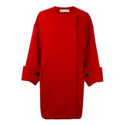Marni   - Oversized Coat
