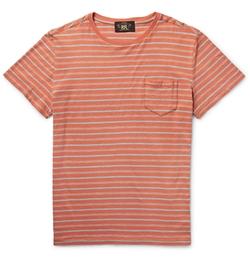 Rrl - Voyager Striped Cotton T-Shirt
