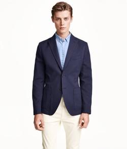 H&M - Textured Blazer
