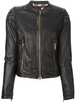 Sword - Studded Biker Jacket