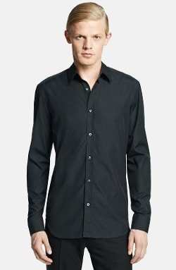Burberry London  - Tailored Fit Dress Shirt