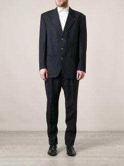 Versus Vintage -  Pinstripe Suit