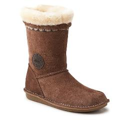 Clarks   - Girls Snugglehug F Boot