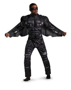 Spirit Halloween - Falcon Muscle Jumpsuit Adult Mens Plus Size Costume