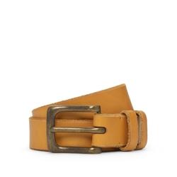 Club Monaco - Beveled Edge Leather Belt