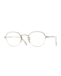 Oliver Peoples  - Roland Round Fashion Glasses