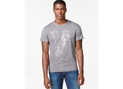 Versace Jeans  - VJ Graphic-Print Logo T-Shirt