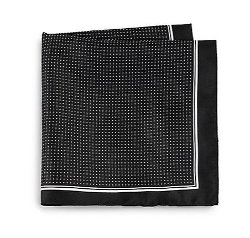 Boss Hugo Boss  - Micro Dot Silk Pocket Square