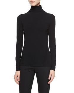 Diane Von Furstenberg - Jelena Ribbed Turtleneck Sweater