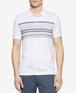 Calvin Klein - Striped Polo Shirt