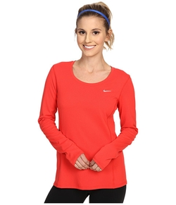 Nike  - Dri-Fit Contour Long Sleeve Top