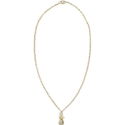 River Island - Chunky Chain Pineapple Necklace