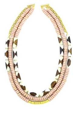 Sylvia Benson - Large Haze Necklace
