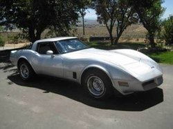 Chevrolet - 1981 Corvette Base Coupe