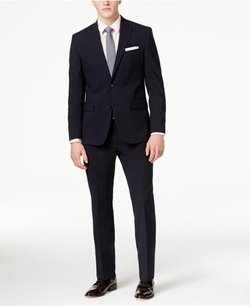 Kenneth Cole New York - Slim-Fit Performance Suit